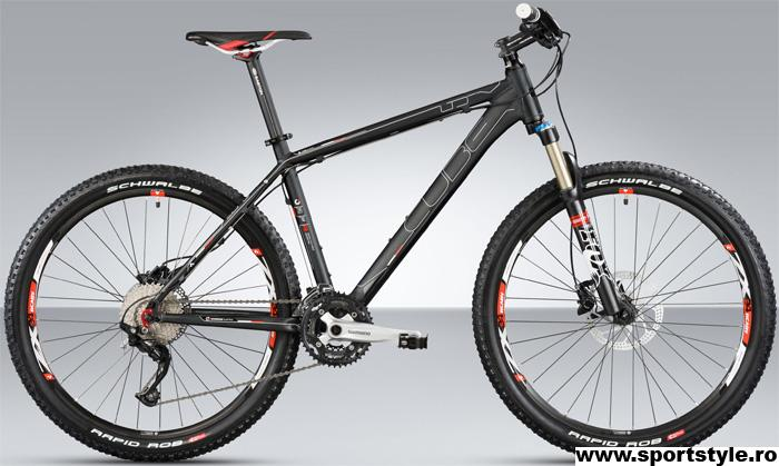 Mountain Bike - CUBE - LTD RACE 2012 NEGRU ANODIZAT