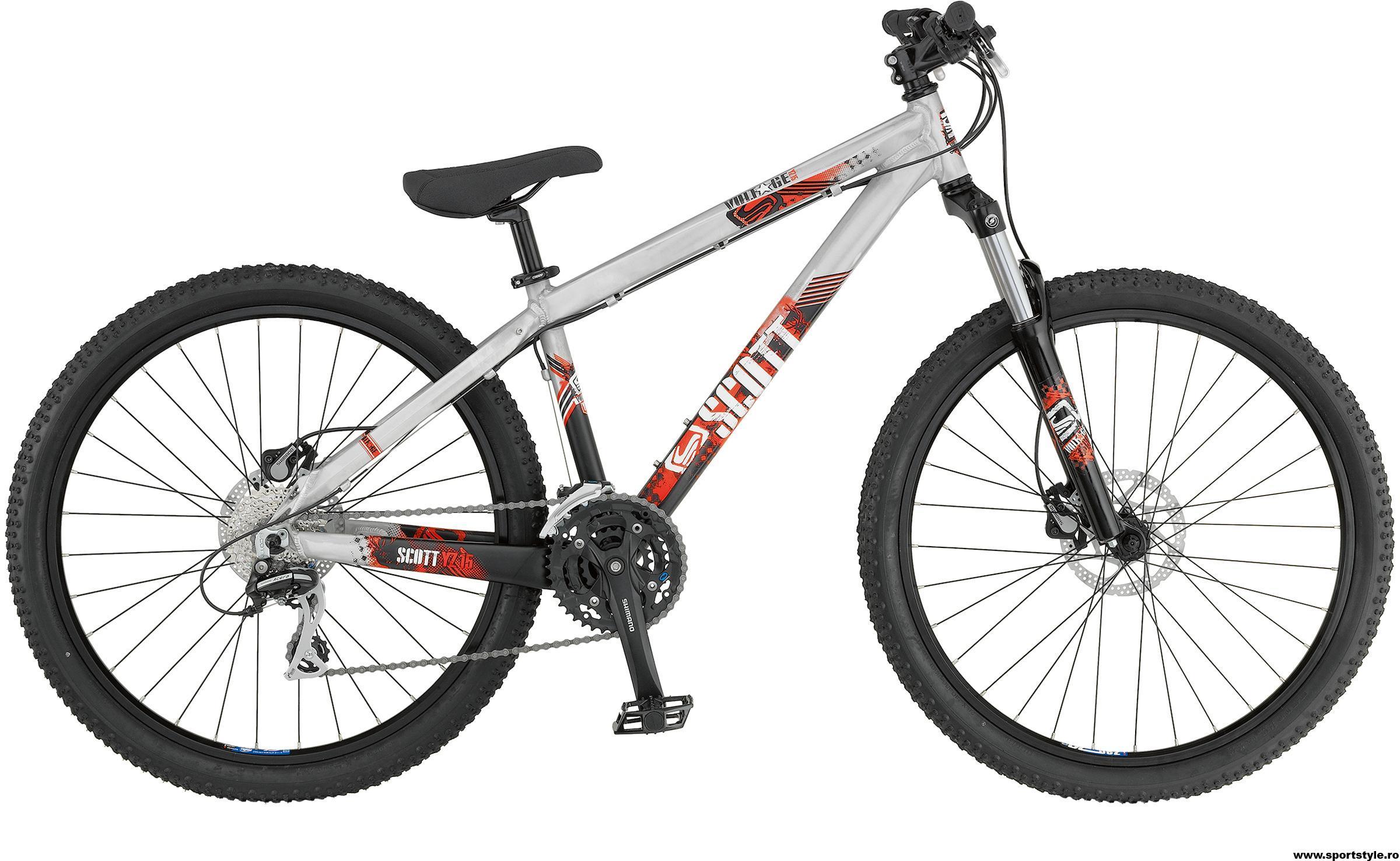bike SCOTT - VOLTAGE YZ15