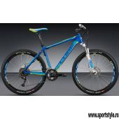 CUBE Analog Disc Blue